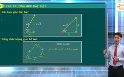 Ôn tập Vật lý thi tốt nghiệp THPT 2020: Tổng hợp hai dao động điều hòa cùng phương, cùng tần số