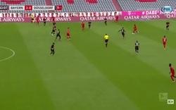 Lewandowski, Pavard cùng lập cú đúp giúp Bayern hủy diệt Dusseldorf