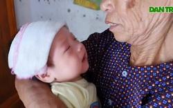 Tiếng khóc xé lòng của bé 3 tháng tuổi bị dày vò trong bệnh tật