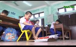 Cậu học trò 9 tuổi viết ước mơ bằng đôi chân tật nguyền