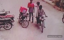 Hai tên cướp trả đồ vừa cướp cho nạn nhân