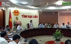 Phó Chủ tịch Bạc Liêu chỉ đạo công tác thi tốt nghiệp THPT năm 2020.