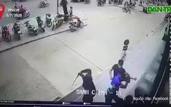 Nam thanh niên bị đánh hội đồng và trúng 2 viên đạn bi vào đầu