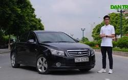Daewoo Lacetti CDX giá 250 triệu, xe Hàn sau 10 năm còn lại gì?
