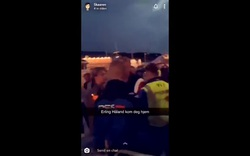 Haaland bị trục xuất khỏi hộp đêm