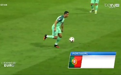 Chặng đường đến chức vô địch Euro 2016 của Bồ Đào Nha