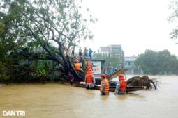 Nhiều tỉnh miền Trung mưa rất to trong 3 ngày tới