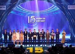 Gia hạn bài dự thi Giải thưởng Nhân tài Đất Việt đến hết ngày 15/11/2020