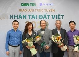 Giao lưu Nhân tài Đất Việt 2020: Hãy coi BGK là khách hàng cần thuyết phục