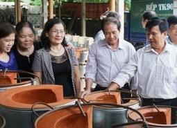 Ông giáo dành cả đời làm bếp nhận Giải thưởng Nhân tài Đất Việt 2018