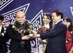 Giải Nhất Nhân tài Đất Việt được vinh danh tại Festival Sáng tạo trẻ toàn quốc 2016