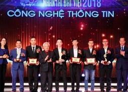 Novaon AutoAds giành giải Ba Nhân tài Đất Việt 2018