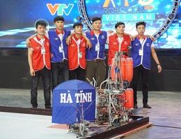 ĐH Công nghiệp HN dẫn đầu số đội miền Bắc thi đấu Vòng Chung kết Robocon 2016