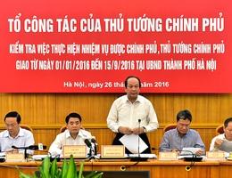Vụ 146 Quán Thánh: Hà Nội chưa hoàn thành chỉ đạo của Thủ tướng!