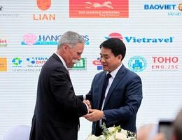 Hà Nội chính thức tổ chức đua xe F1 trong 10 năm