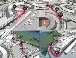 """Đường đua F1 tại Hà Nội sẽ """"độc đáo"""" nhất thế giới"""