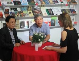 Thơ Trương Đăng Dung chinh phục bạn đọc tại hội chợ sách quốc tế Budapest 2018