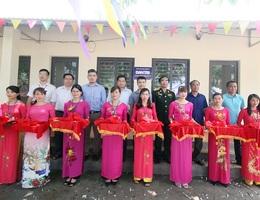 Khánh thành công trình phòng học và nhà công vụ Dân trí thứ 16 tại Cao Bằng