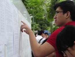 Khởi tố hình sự vụ nâng điểm thi ở Hà Giang