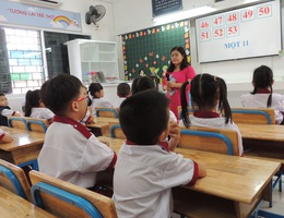 TPHCM từng áp dụng rộng rãi chương trình Công nghệ giáo dục