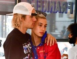 """""""Bà xã"""" Hailey Baldwin là nguồn động viên tinh thần lớn với Justin Bieber"""