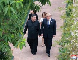 Ông Trump nêu lý do khiến hội nghị thượng đỉnh Mỹ - Triều lần hai không có thỏa thuận