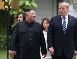 """Ông Trump sẵn sàng """"thỏa thuận lớn"""" với Triều Tiên"""