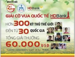 Giải cờ vua HDBank: Nơi sắc đẹp, trí tuệ phụ nữ được tôn vinh