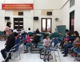 Số trẻ Bắc Ninh nhiễm sán lợn tiếp tục gia tăng