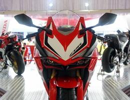 Honda CBR250RR 2019 chính thức ra mắt tại Thái Lan