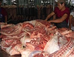 """TPHCM: 13 triệu dân nguy cơ """"đói"""" thịt trong vòng vây dịch tả lợn"""