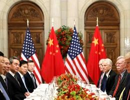 """Chiến tranh thương mại - """"phát súng mở màn"""" cho cuộc đối đầu Mỹ - Trung"""