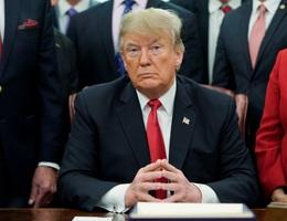Tổng thống Trump nói lý do Mỹ chưa sẵn sàng ký thỏa thuận thương mại với Trung Quốc