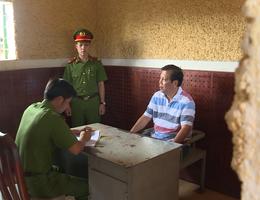 Bắt 28 đối tượng trong đường dây kinh doanh xăng giả của đại gia Trịnh Sướng
