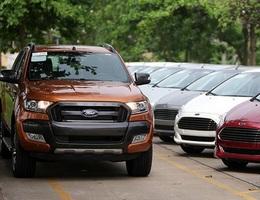 Ford Việt Nam triệu hồi 9.800 xe bán tải Ranger