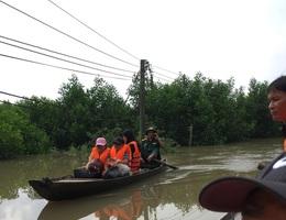 Đồng Nai: Sơ tán gần 1.700 hộ dân vì thủy điện xả lũ