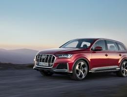 Diện kiến Audi Q7 phiên bản nâng cấp