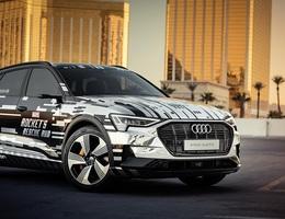 Công nghệ VR của Audi đồng bộ thực tế ảo với chuyển động của xe
