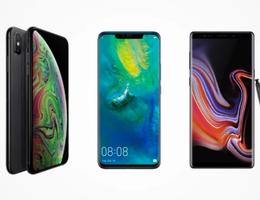 iPhone XS Max được độc giả Dân trí bình chọn là smartphone tốt nhất 2018