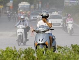 Ô nhiễm không khí ở Hà Nội: Truy nguồn bụi mịn tận Quảng Ninh, Hải Phòng