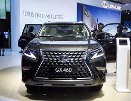 Lexus GX 2020 chính thức ra mắt thị trường Việt Nam, khởi điểm 5,69 tỉ đồng