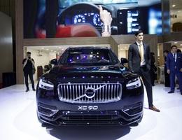 Volvo XC90 2020 khởi điểm từ 3,99 tỉ đồng