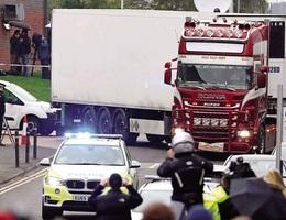 Bộ Công an: Không công bố danh tính 39 người tử vong ở Anh