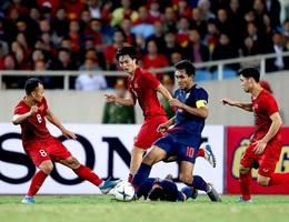 Khoảng cách giữa đội hình chính thức và dự bị của đội tuyển Việt Nam