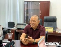 HLV Park Hang Seo tiết lộ kế hoạch xây dựng bóng đá Việt Nam