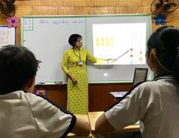 TPHCM: Vận động hỗ trợ Tết cho giáo viên khó khăn trên tinh thần tự nguyện