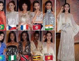 Lương Thùy Linh xuất sắc lọt Top 10 phần thi Top Model Hoa hậu Thế giới