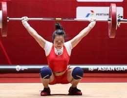 Lịch thi đấu SEA Games ngày 1/12: Chờ HCV ở Cử tạ, Thể dục dụng cụ