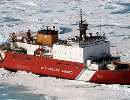 Tam quốc tranh bá làm nóng Bắc Cực