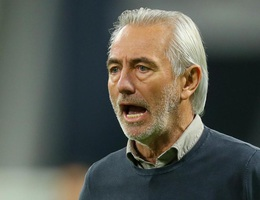 UAE quyết định sa thải huấn luyện viên Bert van Marwijk